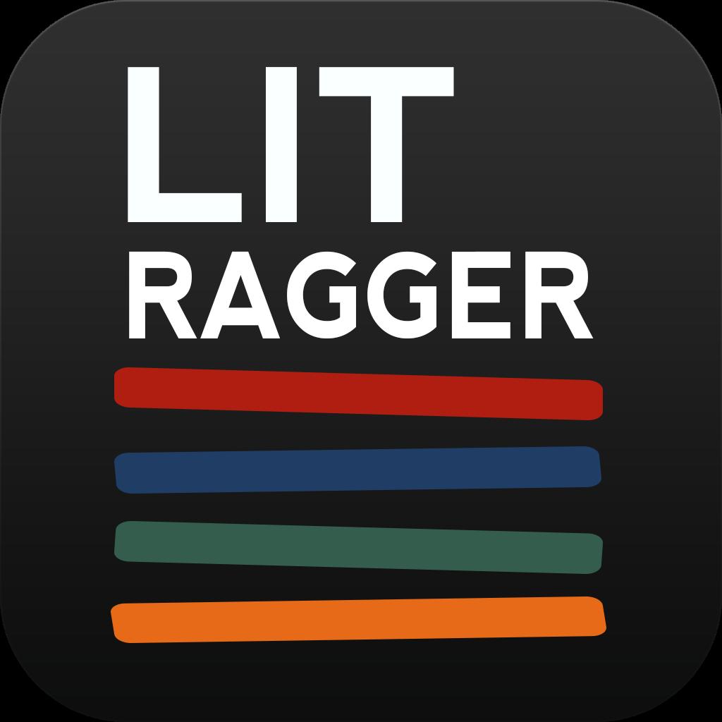 litragger icon