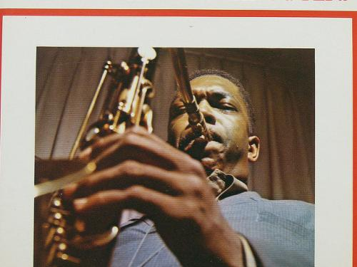 Image of the cover of John Coltrane's GIANT STEPS album