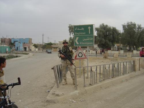 As SaDiyah, Iraq