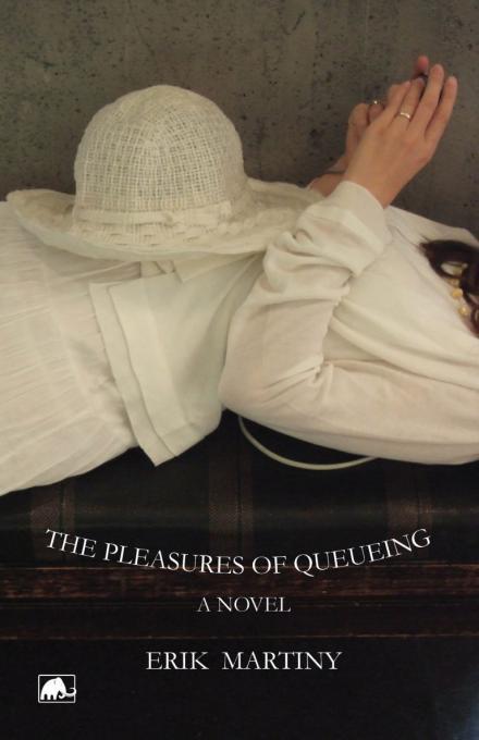 Erik Martiny's THE PLEASURES OF QUEUING | The Iowa Review